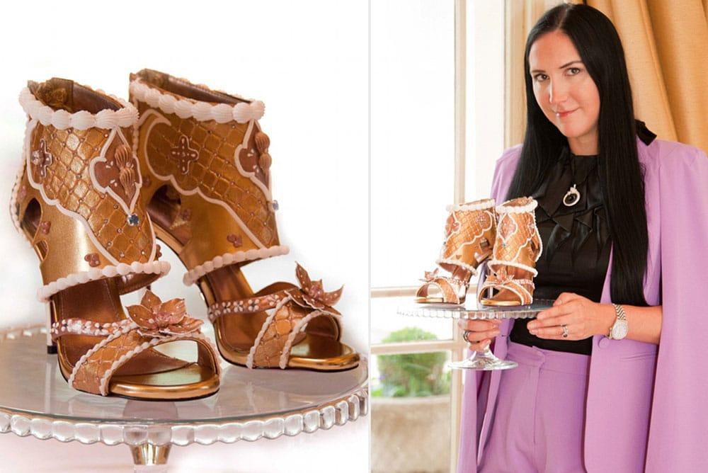 Debbie Wingham Topuklu Ayakkabısı