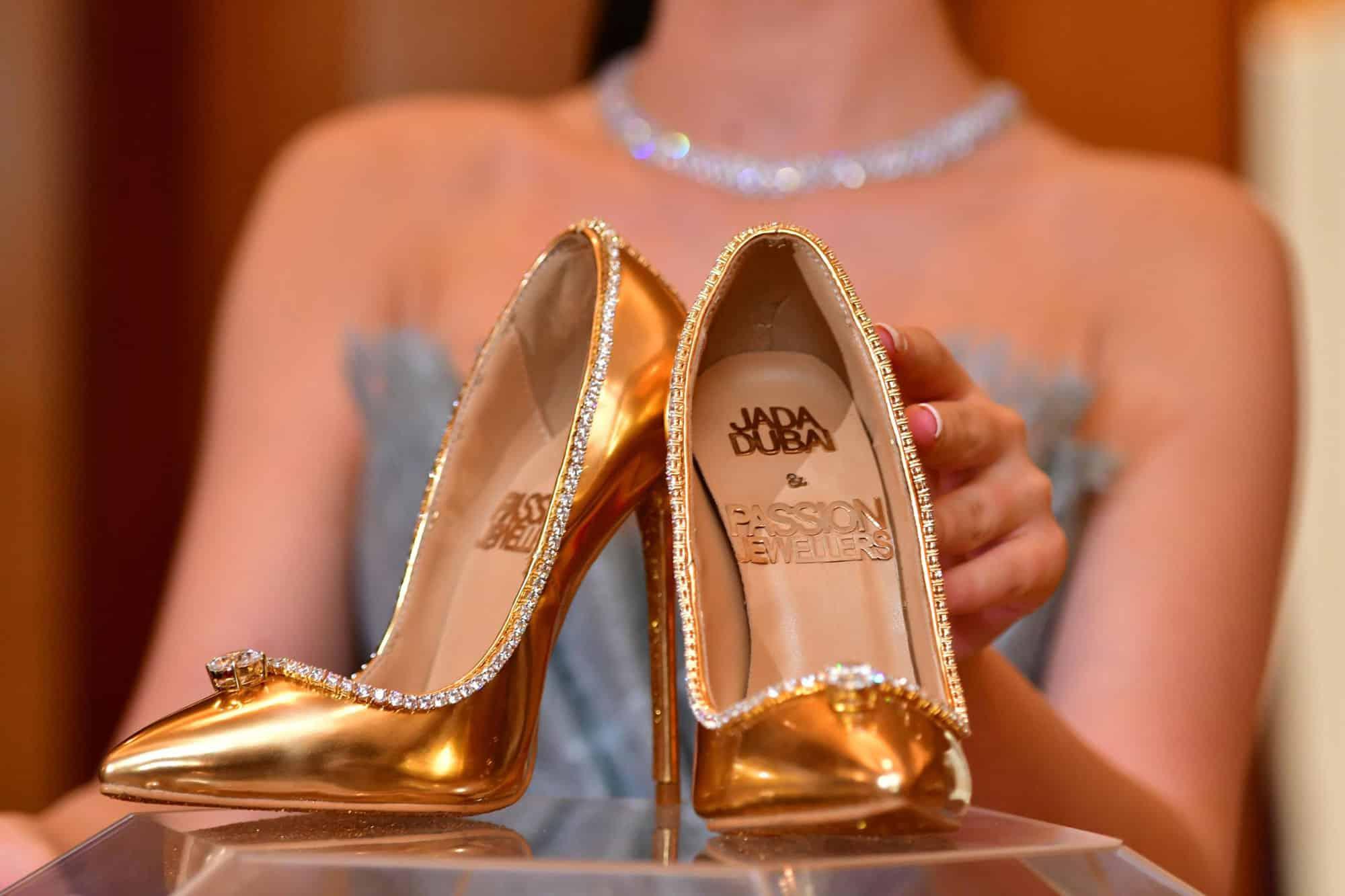 Dünyanın En Pahalı Ayakkabıları