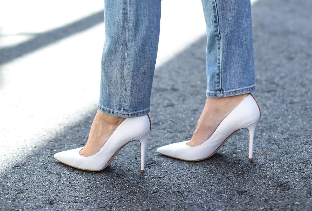 Gelin Ayakkabısından Sokak Stiline