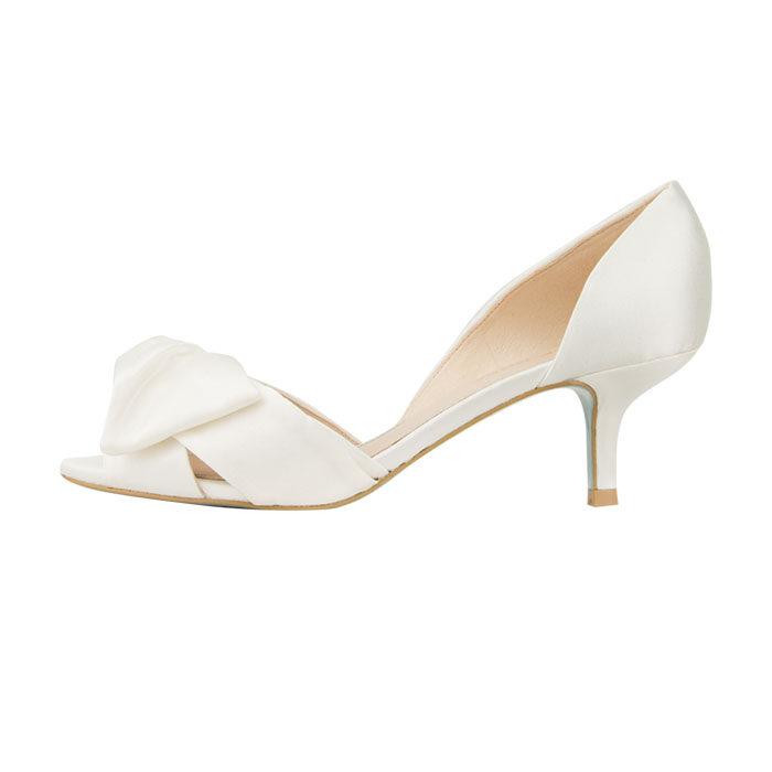 Hedo Fiyonklu Gelin Ayakkabısı