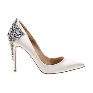Hedo Taşlı Gelin Ayakkabısı