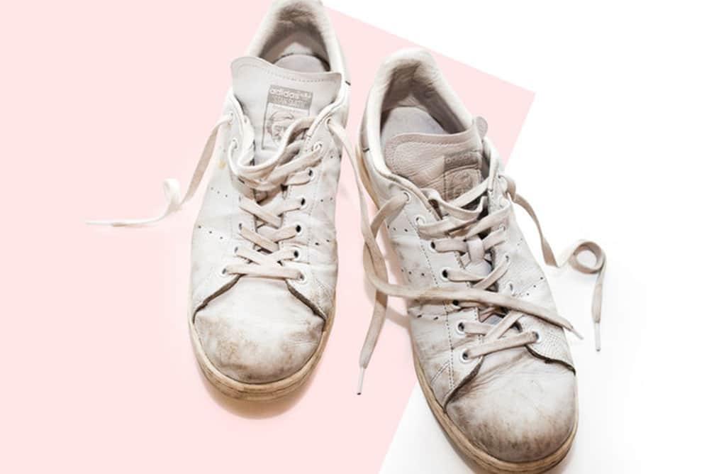 Kirli Beyaz Ayakkabılar için Çözümler