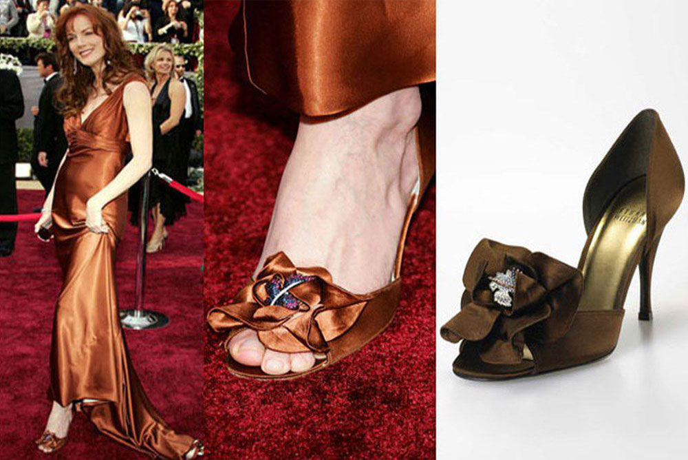 Rita Hayworth Topuklu Ayakkabı