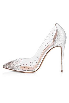 Stiletto Gelinlik Ayakkabısı Modelleri