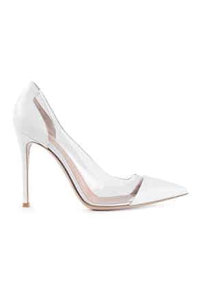 Yüksek Topuk Gelin Ayakkabısı Modelleri